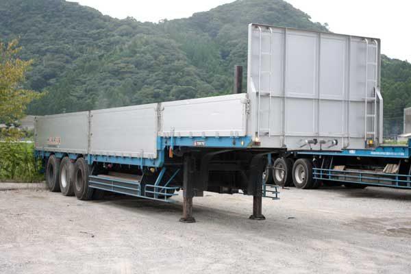 高床台車(25t)