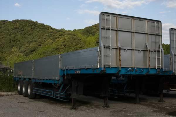 高床台車(27.7t)